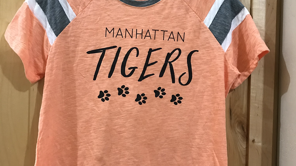 Ladies Tiger Pride Soft Tee
