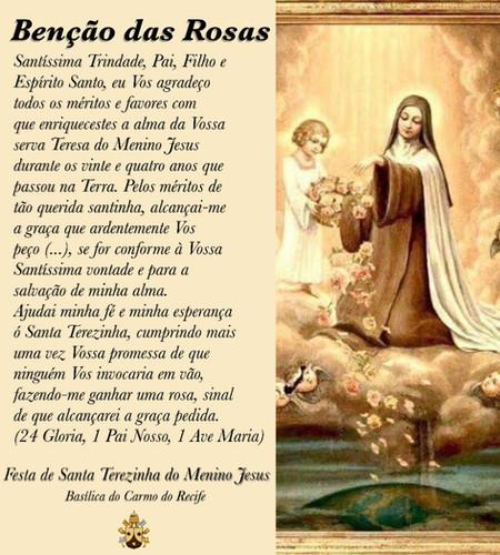Festa de Santa Terezinha