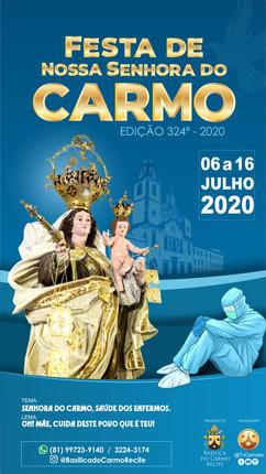Festa do Carmo 2020