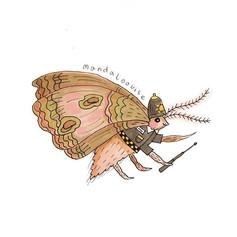 Day 16 - Moth Police