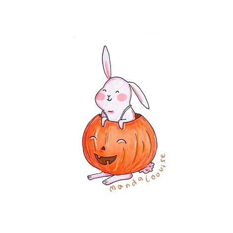 Day 2 - Bunny Pumpkin