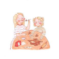 Childrens Illustrations
