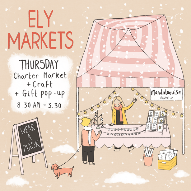 Ely Markets Promotion (Pink)