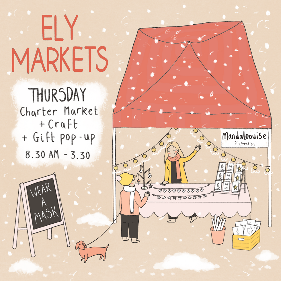 Ely Markets Promotion (Red)