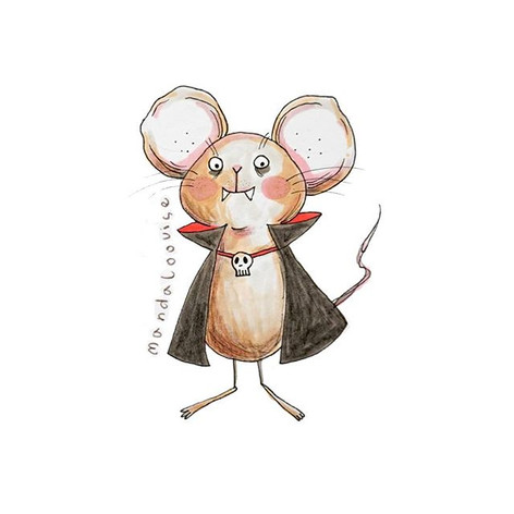 Day 14 - Vampire Mouse