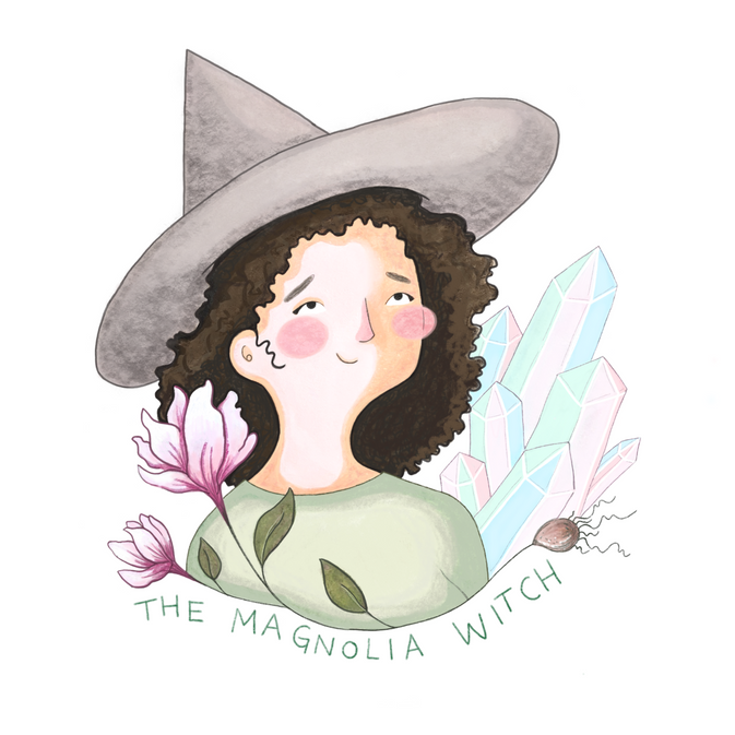 The Magnolia Witch, Business Icon