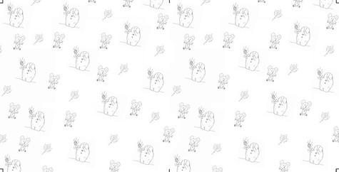 The curious little snow boy - End Pages