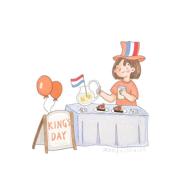 Kings Day - The Netherlands