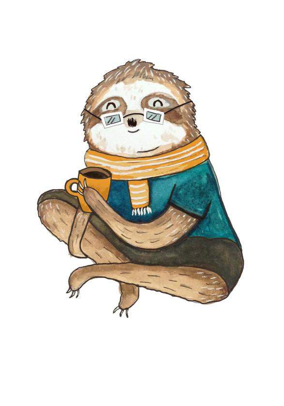 Tea Sloth