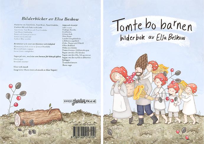 Tomte Bo Barnen