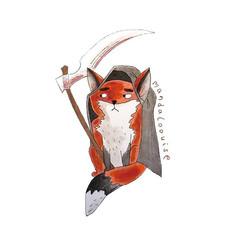 Day 31 - Grim Reapor Fox