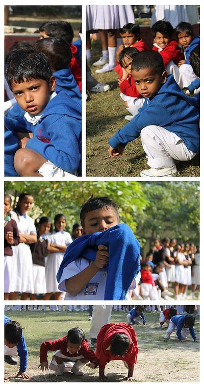 Nursery Education, Kindergarten, School, boys and girls, Lawrence Homan Public School, Bakshi ka Talab, Lucknow