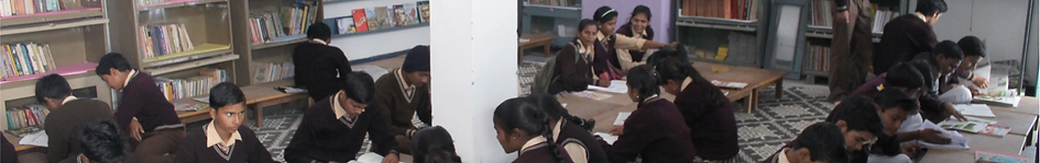 Library Lawrence Homan Public Girls Inter College, Bakshi ka Talab, Lucknow