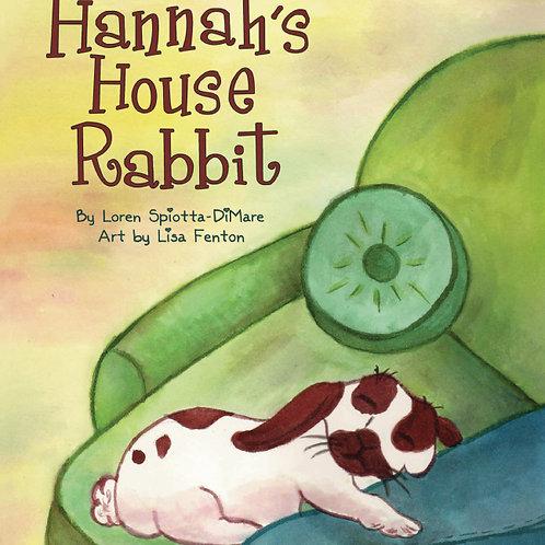 Hanna's House Rabbit