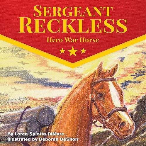 Sergeant Reckless: Hero War Horse