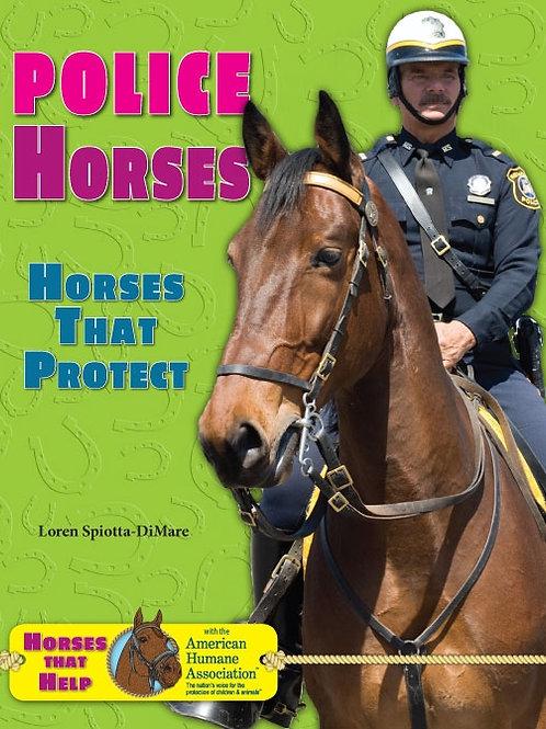 Police Horses