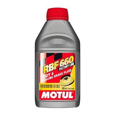 MOTUL RBF 660 Brake Fluid (3pk)