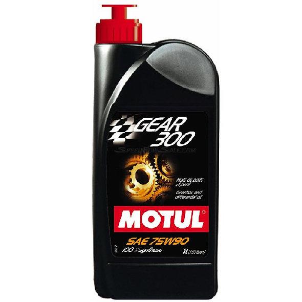 MOTUL Gear 300 (3 pack)