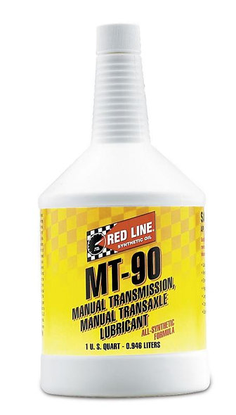 RED LINE MT-90 Transmission Fluid