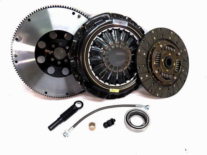ZSpeed Performance Premium  Stage 2 HD Quiet Clutch & Flywheel Kit: 350Z G35