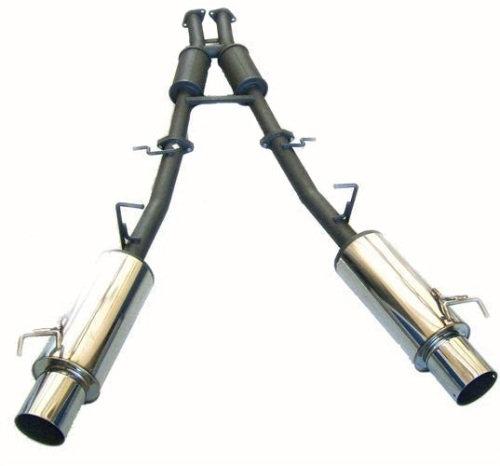 300zx 90-95 2+0 HKS Hi-Power Exhaust