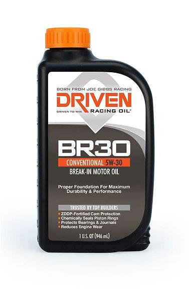 DRIVEN BR30 5W30 Engine Break-In Oil