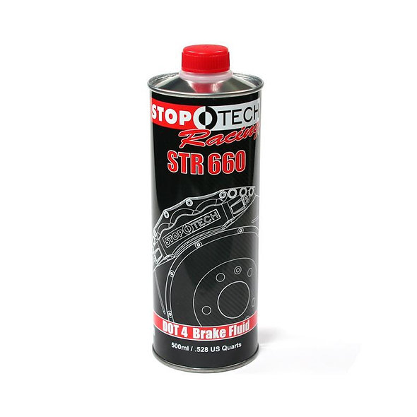 STOP TECH STR 660 Brake Fluid (3pk)
