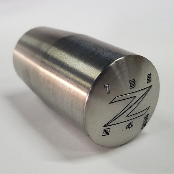 DEWLA DEZIGN PERFORMANCE 370z Shift Knob Brushed 6061