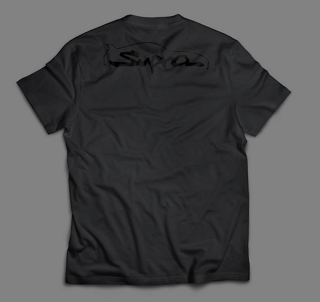 Supra MKIV Silhouette T-Shirt Pre-Order