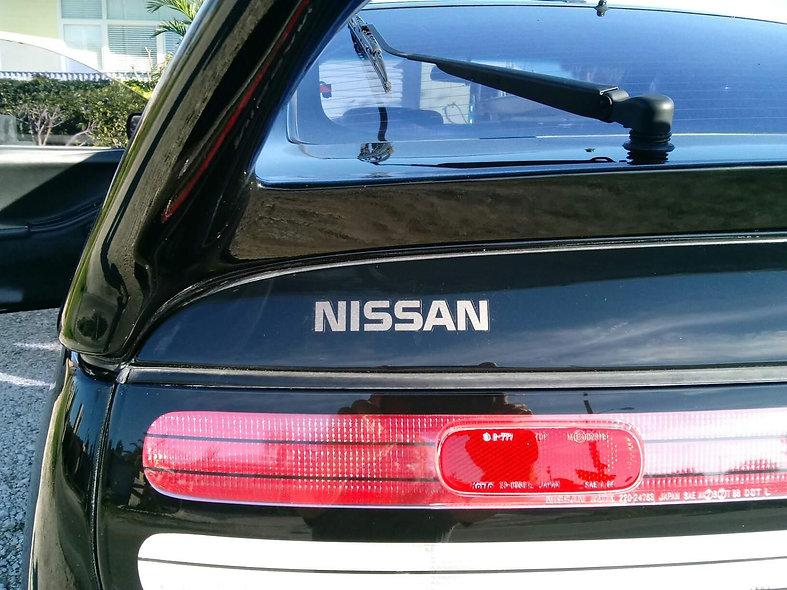 "Dewla Nissan Decal Replica Z32 ""Nissan"""