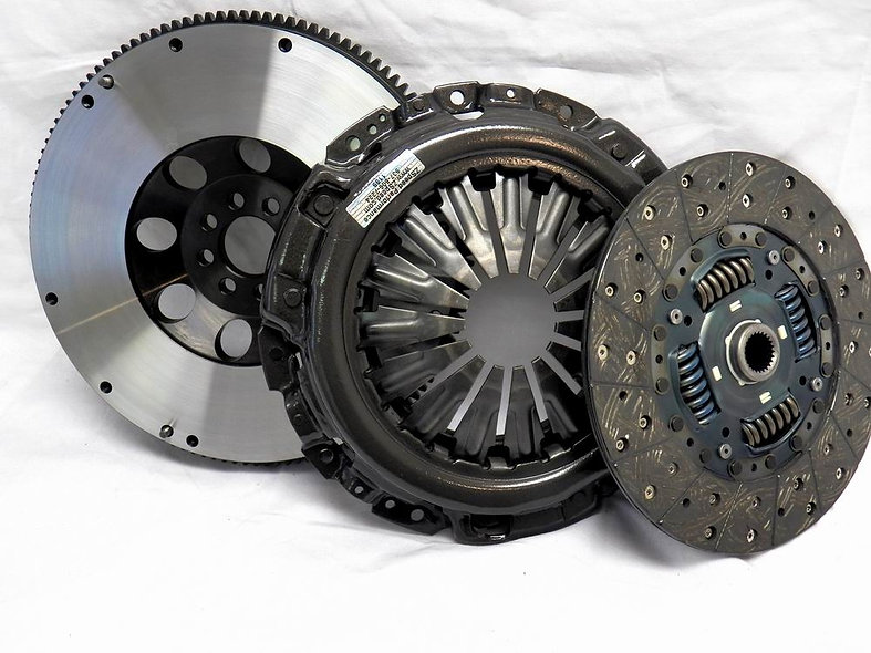 350Z 370Z G35S G37 Stage 3 Super Street Clutch + Choice of Flywheel
