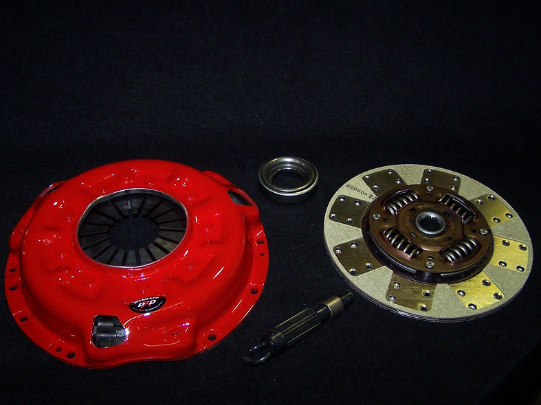 South Bend DXD Stage 3 Endurance Clutch Kit Twin Turbo