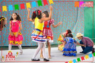 Festa Junina da Educação Infantil e do Ensino Fundamental I do Colégio Afonso Andrade
