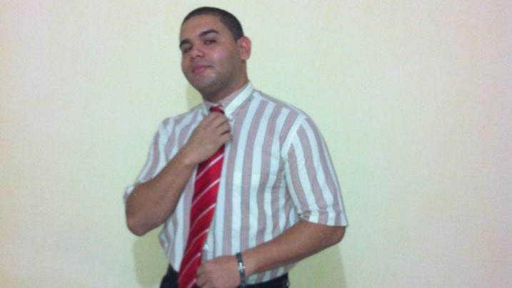 Prof. Jefferson Luiz dos Santos Freitas