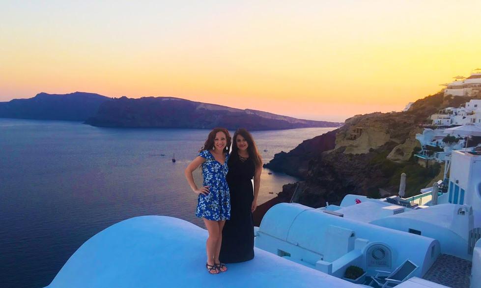 Magic View of Oia's Caldera, Thea Superior Studio, Oia, Santorini