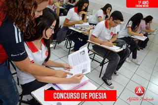 "Projeto ""Poesia no Colégio Afonso Andrade"""