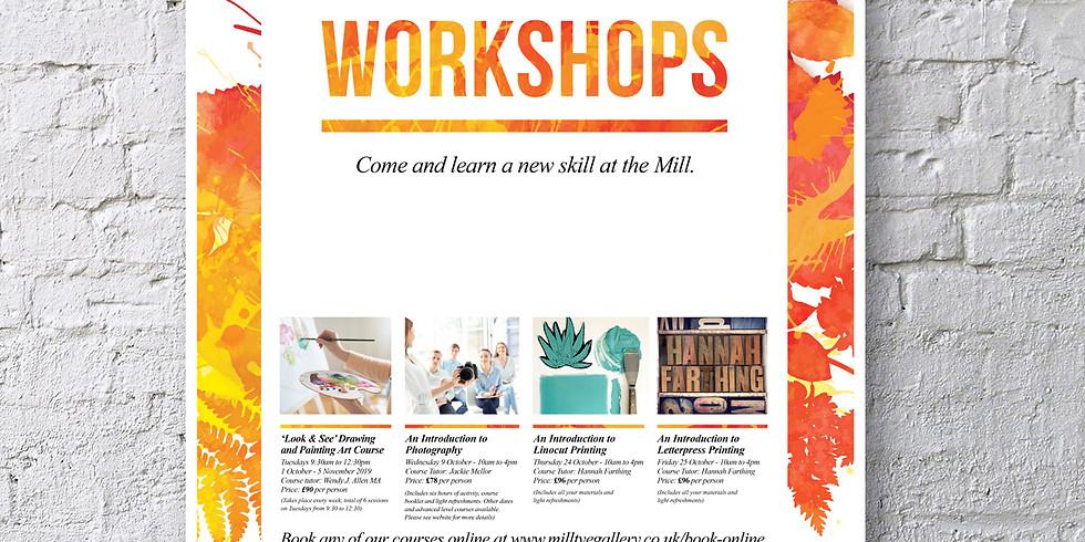 Autumn Workshops