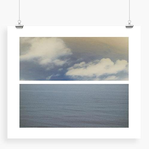 'The Sea and the Sky Never Meet' No.4