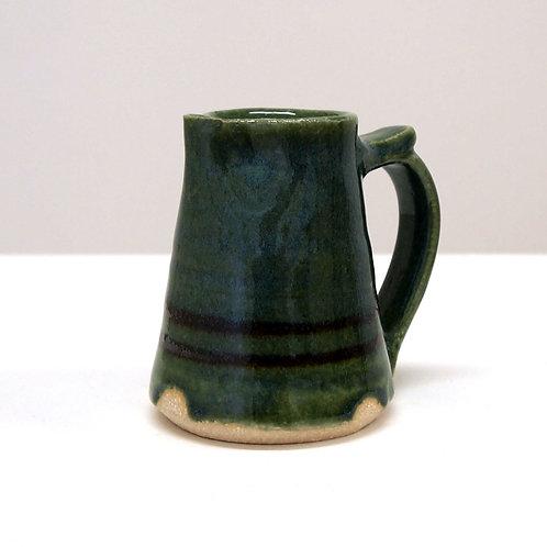 Dominic Upson Small Green Milk Jug