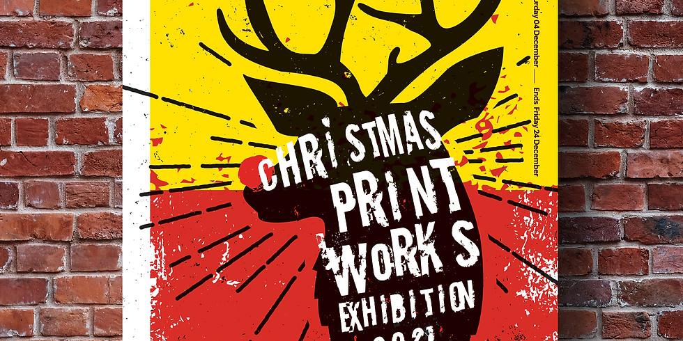 Christmas Printworks Exhibition