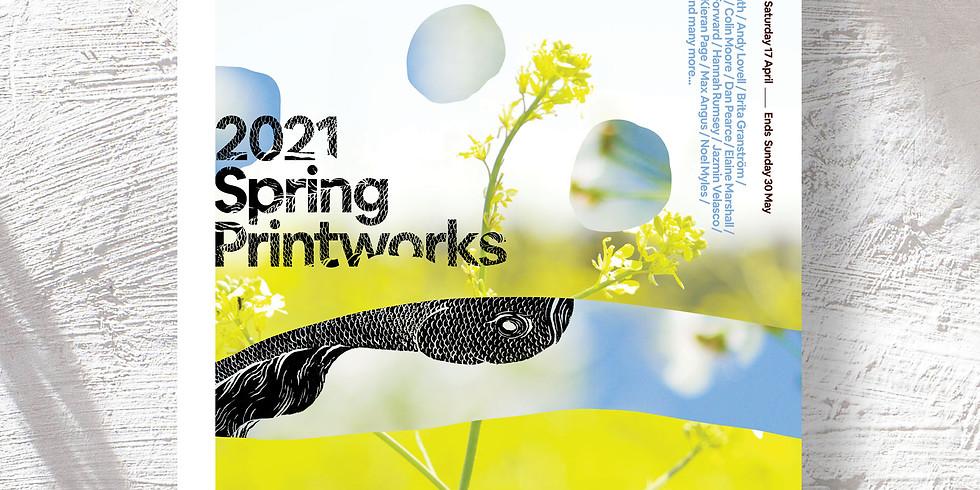 Spring Printworks Exhibition