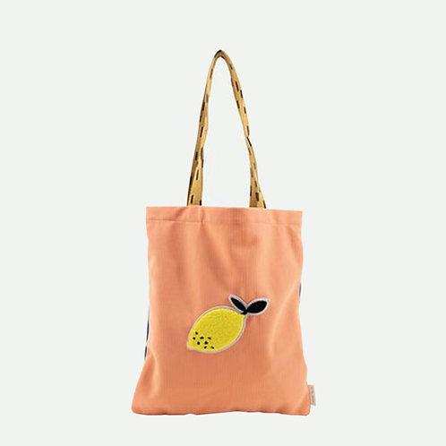 Sticky Lemon Tote Bag Sprinkles
