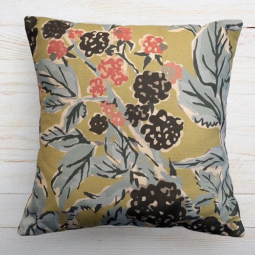 'BLACKBERRY' Cushion Cover 45cm x 45cm