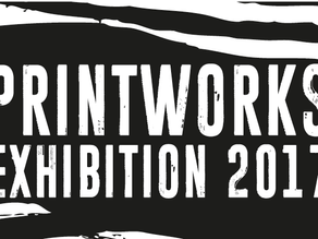 Preparing for our Printworks exhibition