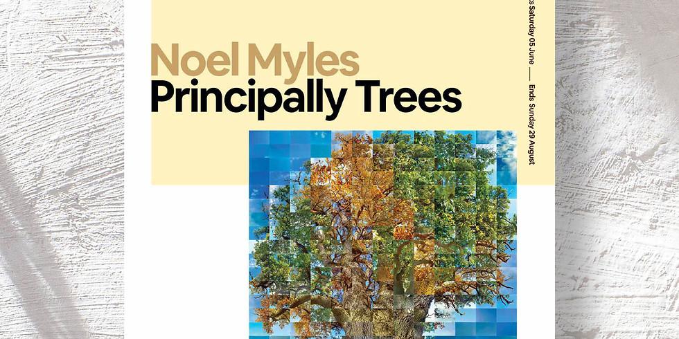 Noel Myles Principally Trees