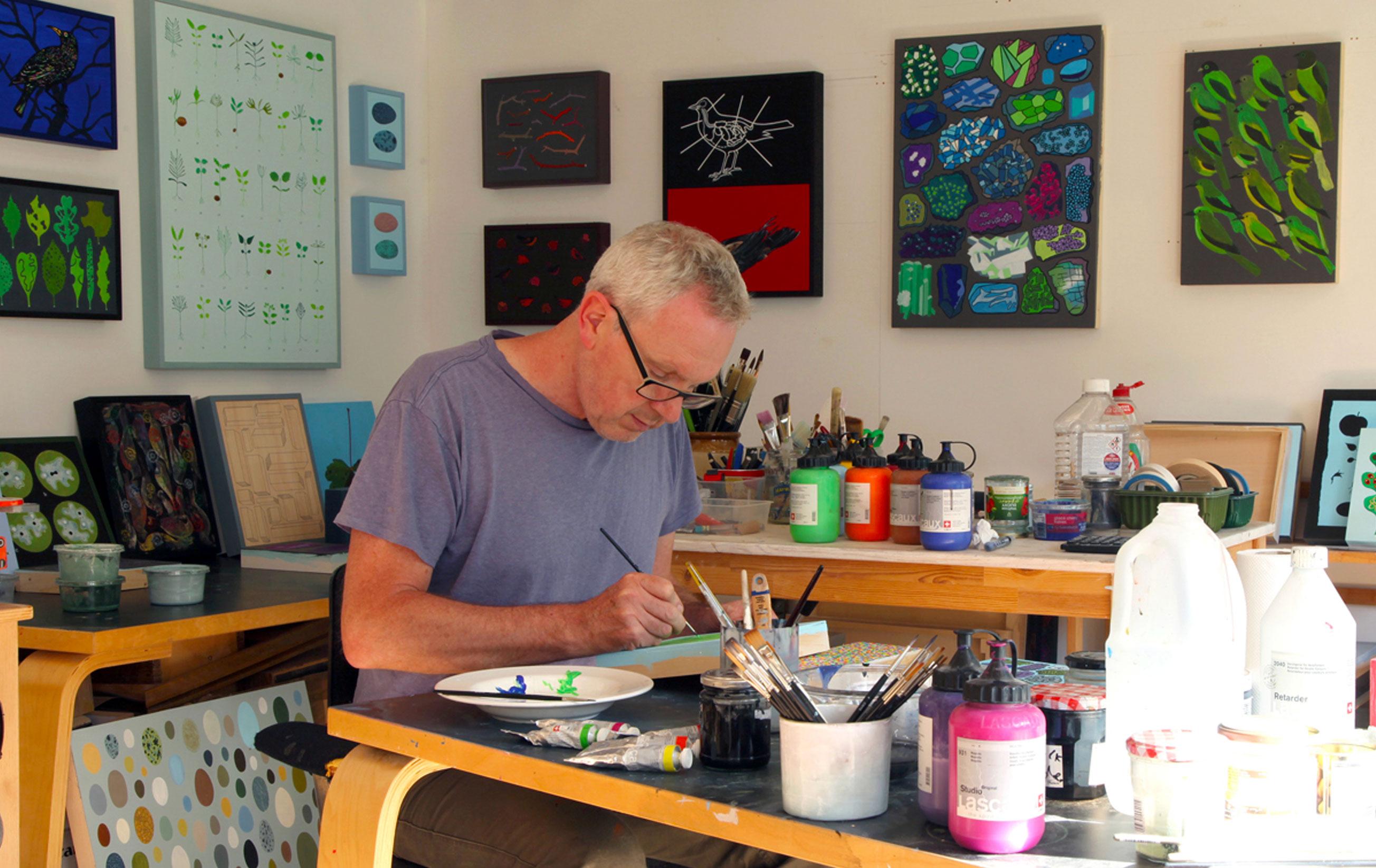 John-Dilnot-Studio