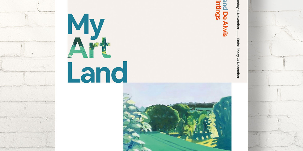 'My Art Land'  Elizabeth Martland De Alwis