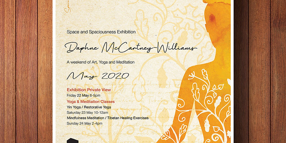 Space and Spaciousness Exhibition