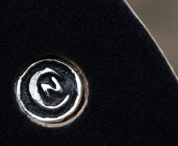 Carl-Newman-Seal-Detail