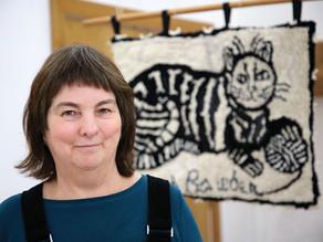 Sue Marsdon and Edward Bawden Cat